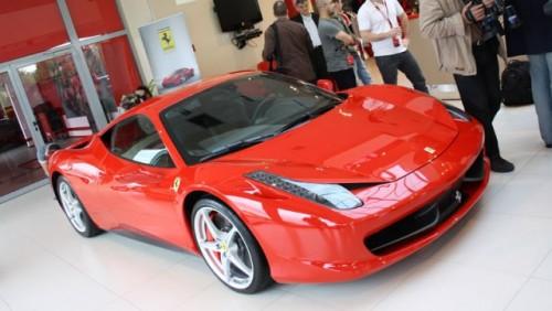 Galerie Foto: Lansarea lui Ferrari 458 Italia in Romania25298