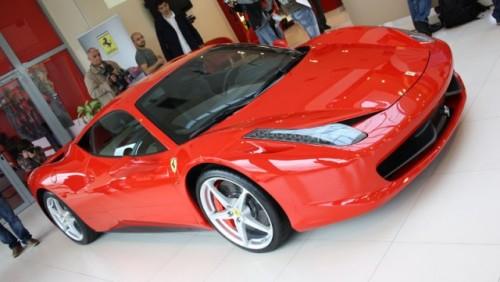 Galerie Foto: Lansarea lui Ferrari 458 Italia in Romania25301