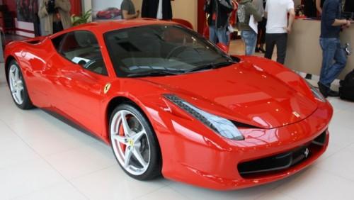 Galerie Foto: Lansarea lui Ferrari 458 Italia in Romania25302