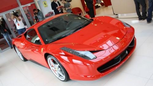 Galerie Foto: Lansarea lui Ferrari 458 Italia in Romania25306