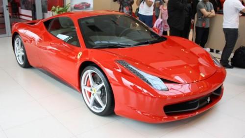 Galerie Foto: Lansarea lui Ferrari 458 Italia in Romania25309