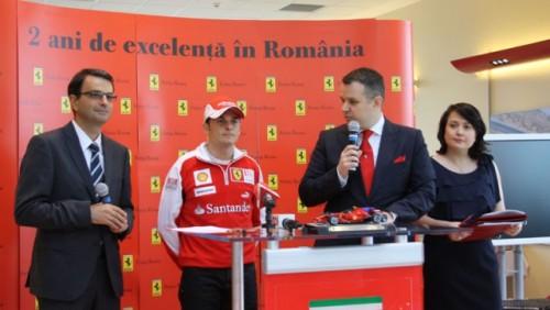 Galerie Foto: Lansarea lui Ferrari 458 Italia in Romania25324