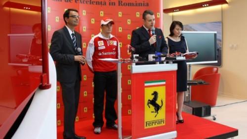 Galerie Foto: Lansarea lui Ferrari 458 Italia in Romania25326