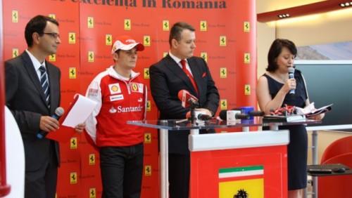 Galerie Foto: Lansarea lui Ferrari 458 Italia in Romania25330