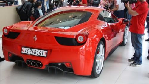 Galerie Foto: Lansarea lui Ferrari 458 Italia in Romania25340