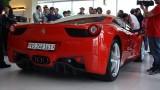 Galerie Foto: Lansarea lui Ferrari 458 Italia in Romania25341
