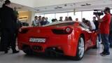Galerie Foto: Lansarea lui Ferrari 458 Italia in Romania25343