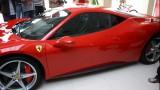 Galerie Foto: Lansarea lui Ferrari 458 Italia in Romania25336