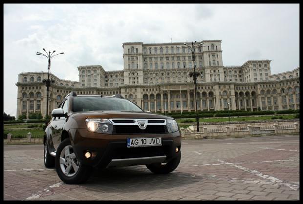 Dacia Duster 1.5 dCi 110 CP