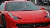 Romanii cumpara anual 25 de masini Ferrari25296