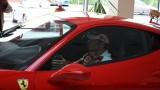 Fisichella a lansat noul Ferrari 458 Italia in Romania25286
