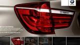 Primele imagini teaser cu noul BMW X325283