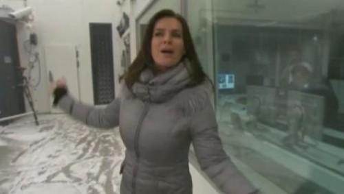 VIDEO: Katarina Witt a filmat un spot pentru BMW25281