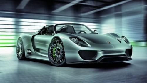 Modelul Porsche 918 Spyder va concura la Nurburgring in 201125274