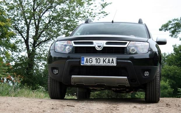 Dacia Duster 4x4 1.6 16v 105 CP