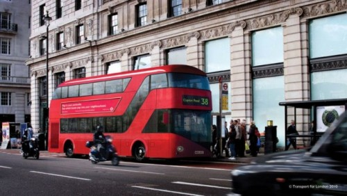 VIDEO: Noul autobus londonez Routemaster25267