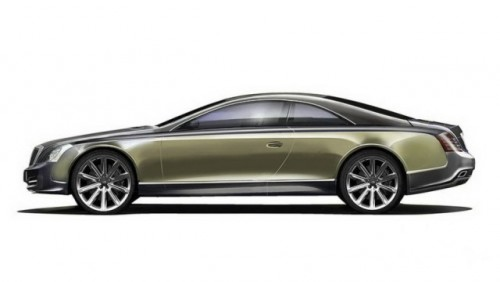 Iata noul Maybach 57S Coupe!25262