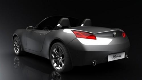 Studiu de design: Alfa Romeo Spider25241