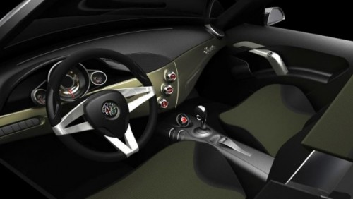 Studiu de design: Alfa Romeo Spider25243