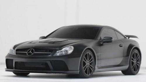 Brabus a tunat modelul Mercedes SL65 AMG Black25191