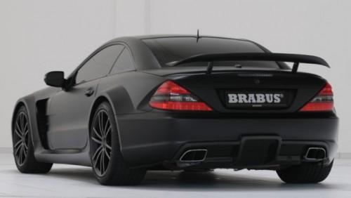 Brabus a tunat modelul Mercedes SL65 AMG Black25192