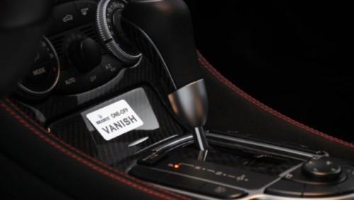 Brabus a tunat modelul Mercedes SL65 AMG Black25195