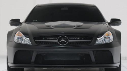 Brabus a tunat modelul Mercedes SL65 AMG Black25197
