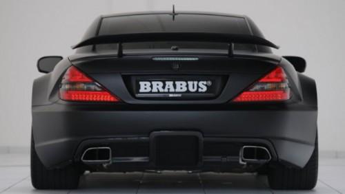 Brabus a tunat modelul Mercedes SL65 AMG Black25199