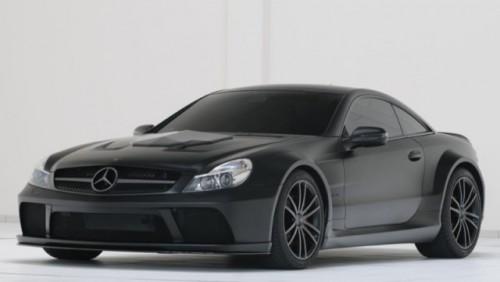 Brabus a tunat modelul Mercedes SL65 AMG Black25202
