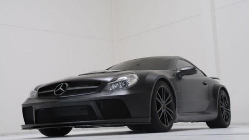 Brabus a tunat modelul Mercedes SL65 AMG Black25203