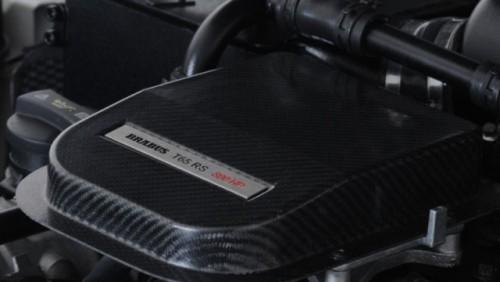 Brabus a tunat modelul Mercedes SL65 AMG Black25205