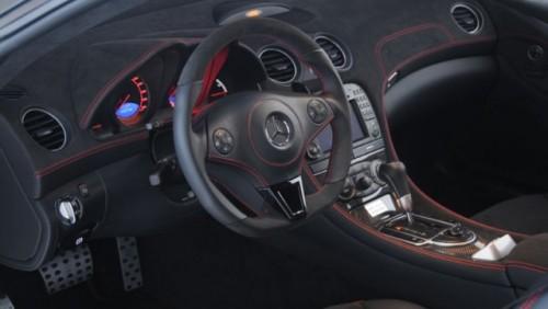 Brabus a tunat modelul Mercedes SL65 AMG Black25206
