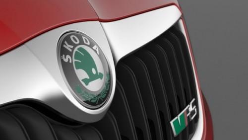 Iata noul Skoda Fabia RS!25159
