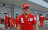 Fisichella vine in Romania pentru o demonstratie cu Ferrari 458 Italia25147