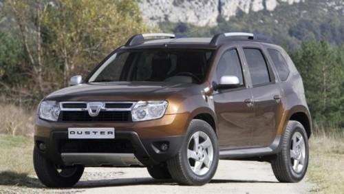 Modelul Duster ar putea fi comercializat de Nissan si Renault25144