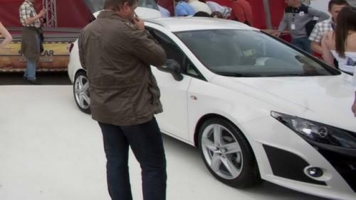 Seat a prezentat modelul Ibiza ST Bocanegra25139