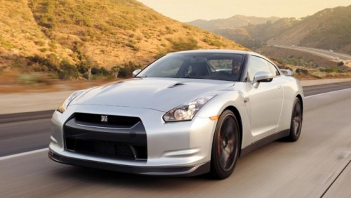 Nissan GT-R facelift va avea 500 de cai putere25099