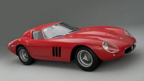 Un prezentator TV britanic a dat 18 milioane $ pe un Ferrari 250 GTO25082