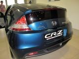 Honda CR-Z hibrid a fost prezentat in Romania25045