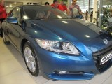 Honda CR-Z hibrid a fost prezentat in Romania25047