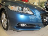 Honda CR-Z hibrid a fost prezentat in Romania25048