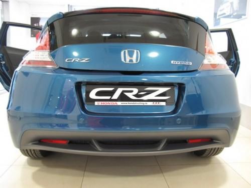 Honda CR-Z hibrid a fost prezentat in Romania25069