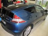 Honda CR-Z hibrid a fost prezentat in Romania25046