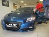 Honda CR-Z hibrid a fost prezentat in Romania25050