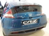 Honda CR-Z hibrid a fost prezentat in Romania25064