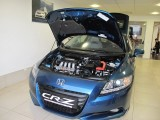 Honda CR-Z hibrid a fost prezentat in Romania25074