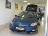 Honda CR-Z hibrid a fost prezentat in Romania25076