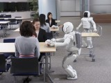 Galerie Foto: Honda prezinta robotul Asimo in Romania24953