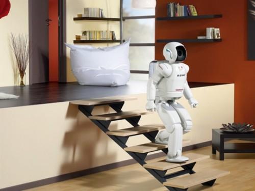 Galerie Foto: Honda prezinta robotul Asimo in Romania24955