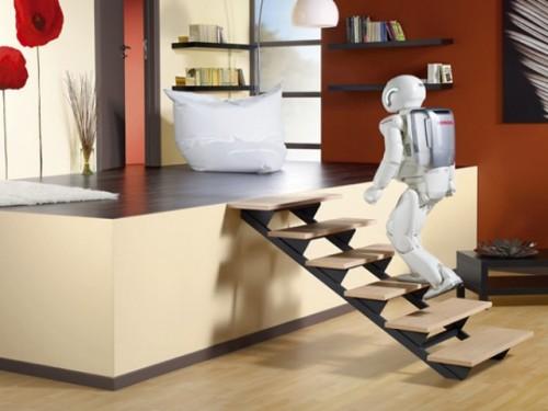 Galerie Foto: Honda prezinta robotul Asimo in Romania24956